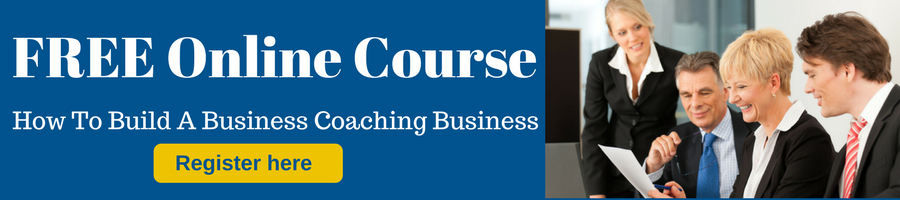 free online course learn how to build a business coaching business