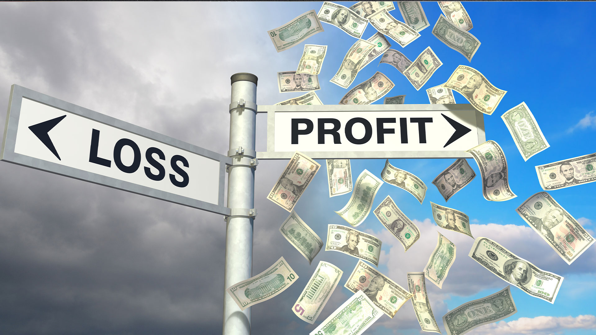 5 Areas of a Profit & Loss Statement and How to Read Them