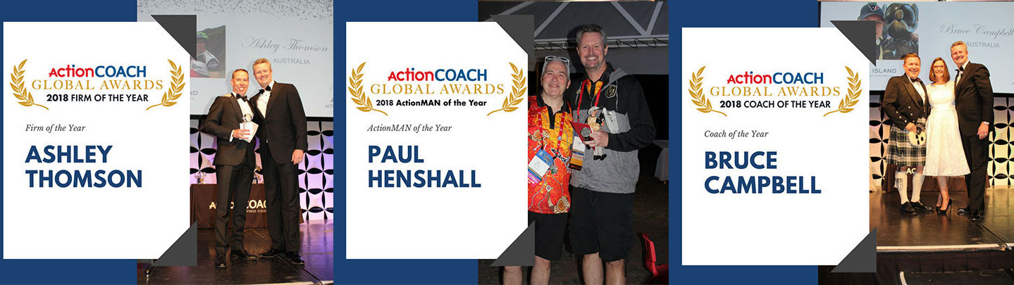 Australian Business Coaches Win Multiple Awards at Global Conference